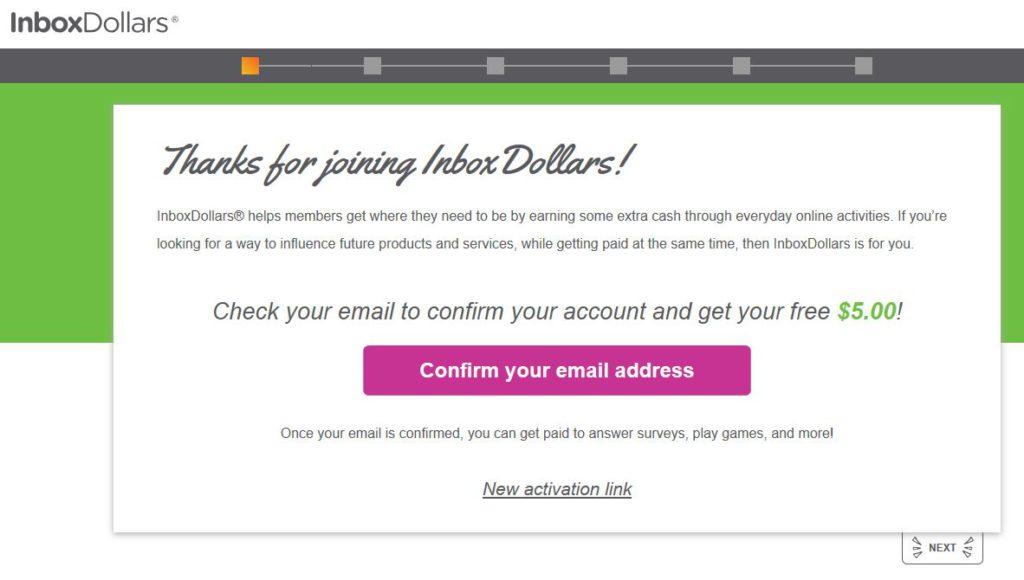 Bonus of InboxDollars