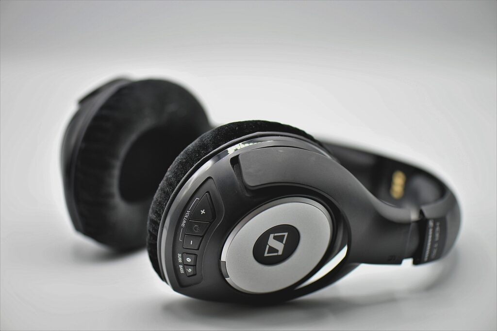 Headphones Picture