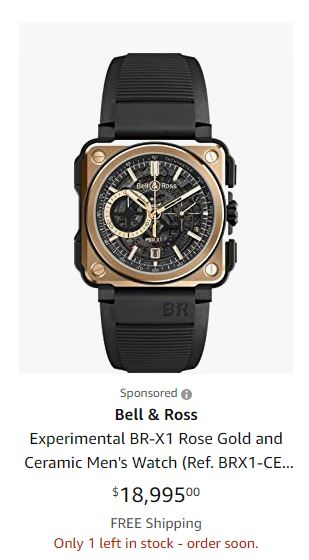 Very costly Luxury Watch